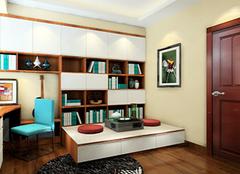开放式书房设计要点 有哪些实用技巧