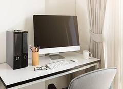 书房书桌的标准尺寸介绍 寻找合适书桌