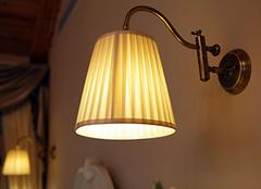 壁灯有什么优点 壁灯有什么缺点