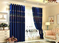 家用隔音窗帘什么材质好 选择更实用的