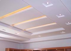 室内装修石膏板为什么要留缝 你家的是否做到了