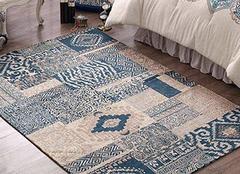 怎样去分辨地毯材质 大地毯在家怎么清洗