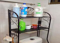 卫生间收纳架置物架的品牌 如何选择呢