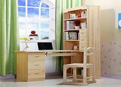 儿童房转角书柜的特点分析 助力成长的好物