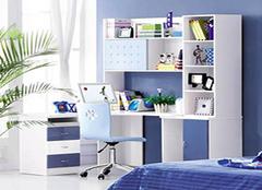 儿童转角书桌书柜组合尺寸 选购前必看
