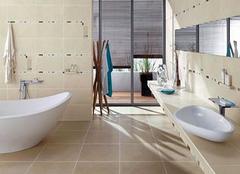 卫生间地砖什么颜色好 怎么选择