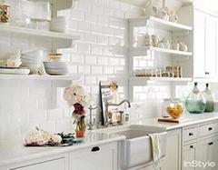 开放式厨房设计原则有哪些 这些不能忽视
