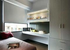 卧室储物柜装修多少钱 我们应该如何设计呢