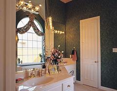 卫生间装饰物怎样合理摆放 都有哪些讲究?