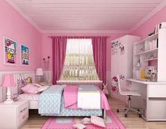 儿童房装修要注意什么   父母们要注意了