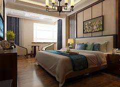 新中式卧室灯具的选择要素 让使用更舒心