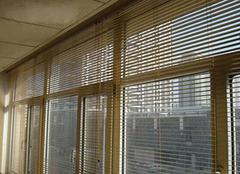铝合金百叶窗帘的优缺点 是你选购的方向吗?