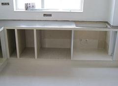 水泥橱柜的详细施工步骤 一步一步帮你装出好厨房