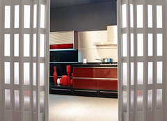 厨房折叠门的优缺点 厨房使用折叠门好吗