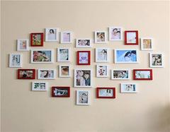 创新照片墙的设计形式介绍 有新意更出彩