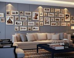 客厅照片墙有哪些风水讲究 不可忽视的小细节