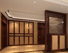 中式装修隔断的设计要点普及 功能与美感兼具