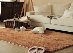 家用地毯的清洁方法 多种清洁小妙招