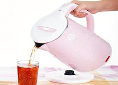 电水壶烧水好吗 教你喝出健康的水