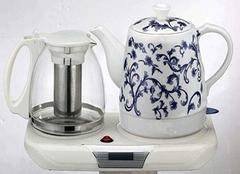 瓷电水壶工作原理介绍 让你远离水垢