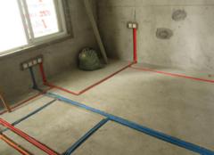 家装水电需要哪些材料 家装水电材料采购清单
