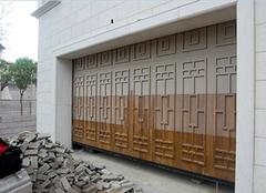电动车库门有哪些种类 电动车库门选购方法