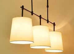 天花灯和筒灯的区别有哪些?为你一一解答