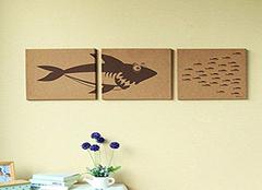 软木墙板的优点有哪些 这些你都知道吗