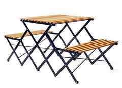 可折叠餐桌椅的分类有哪些 如何选择呢