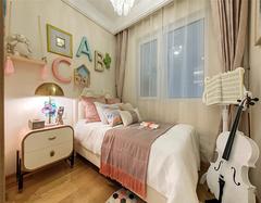 儿童卧室的装饰画  2018最新装修知识