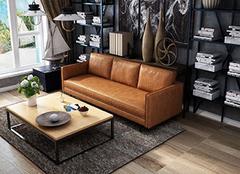 皮沙发有哪些种类 提高你的家居品味