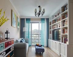 客厅颜色的搭配 让客厅玩出彩