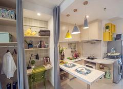 日式风格厨房装修特点 日式风格装修效果图