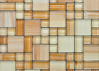 马赛克玻璃怎么贴 铺贴也是一门技术活