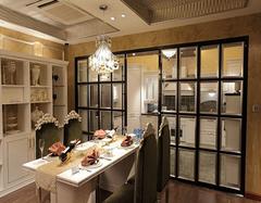 厨房推拉门用双层的好还是单层的好 有什么优点?