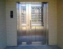 防盗门如何安装 安装完毕如何校正?
