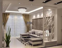 常见的客厅隔断都有哪些材质 都有哪些特点