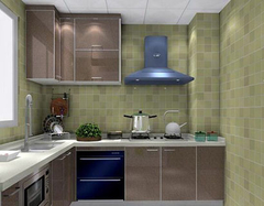 厨房装修用什么颜色 厨房装修瓷砖颜色