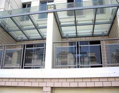 玻璃护栏封阳台设计方法 有哪些安装要点