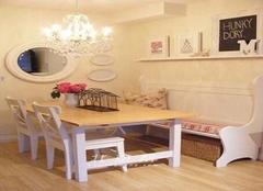 餐厅卡座那么美你家适合装修吗?