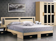 选购板式床有哪些技巧要点 好睡眠轻松得