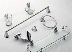 如何辨别卫浴五金优劣性 质量是最好的保障