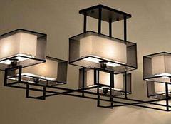 新中式吊灯选购注意事项  中式装修如何选择灯具