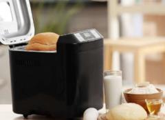 怎样用面包机做面包 面包机做面包的方法详解