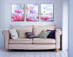 客厅装饰画挂什么好 具体怎么选
