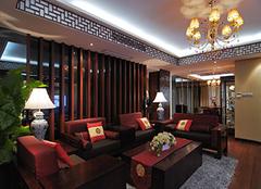 中式装修风格效果图鉴赏 大户型房子怎样装出中式风味