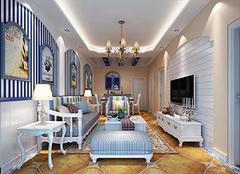 120平房子选什么装修风格好 地中海是您的不二之选