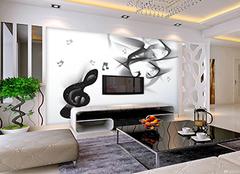客厅电视墙装修注意事项 电视墙装修图片大全