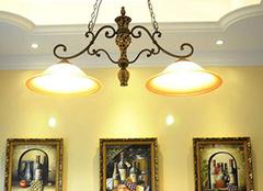 怎么挑选适合自己的灯 灯具选择指南