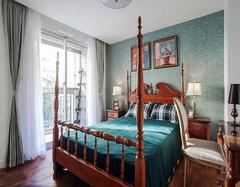混搭风格装修色彩搭配  让卧室玩出色彩